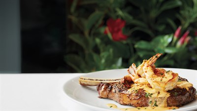 Photo Credit: Fleming's Prime Steakhouse & Wine Bar
