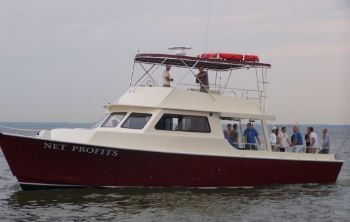 The Fishing Charter Boat