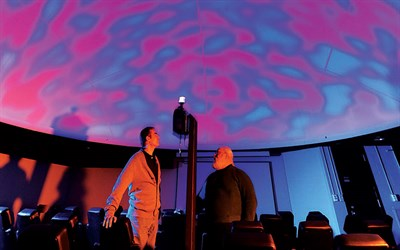 Watson-King Planetarium-Towson University