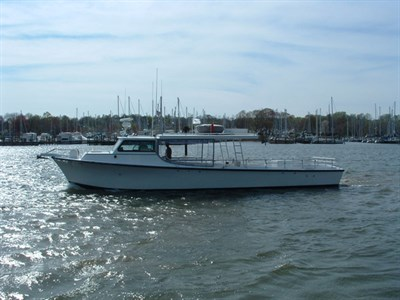 The Charter Boat