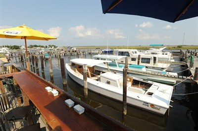 Photo Credit: Goose Creek Marina and The Hide Away Grill