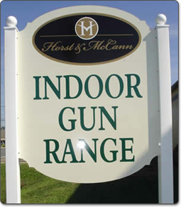 Photo Credit: Horst & McCann Quality Firearms and Indoor Gun Range.
