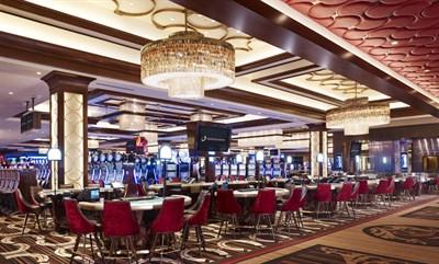 Horseshoe Casino Baltimore interior