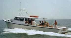 Enjoy fishing aboard the Striker - Picture