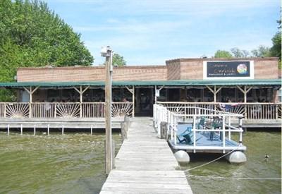 Carson's Creekside Restaurant.