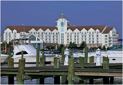 River Marsh Marina at the Hyatt Regency
