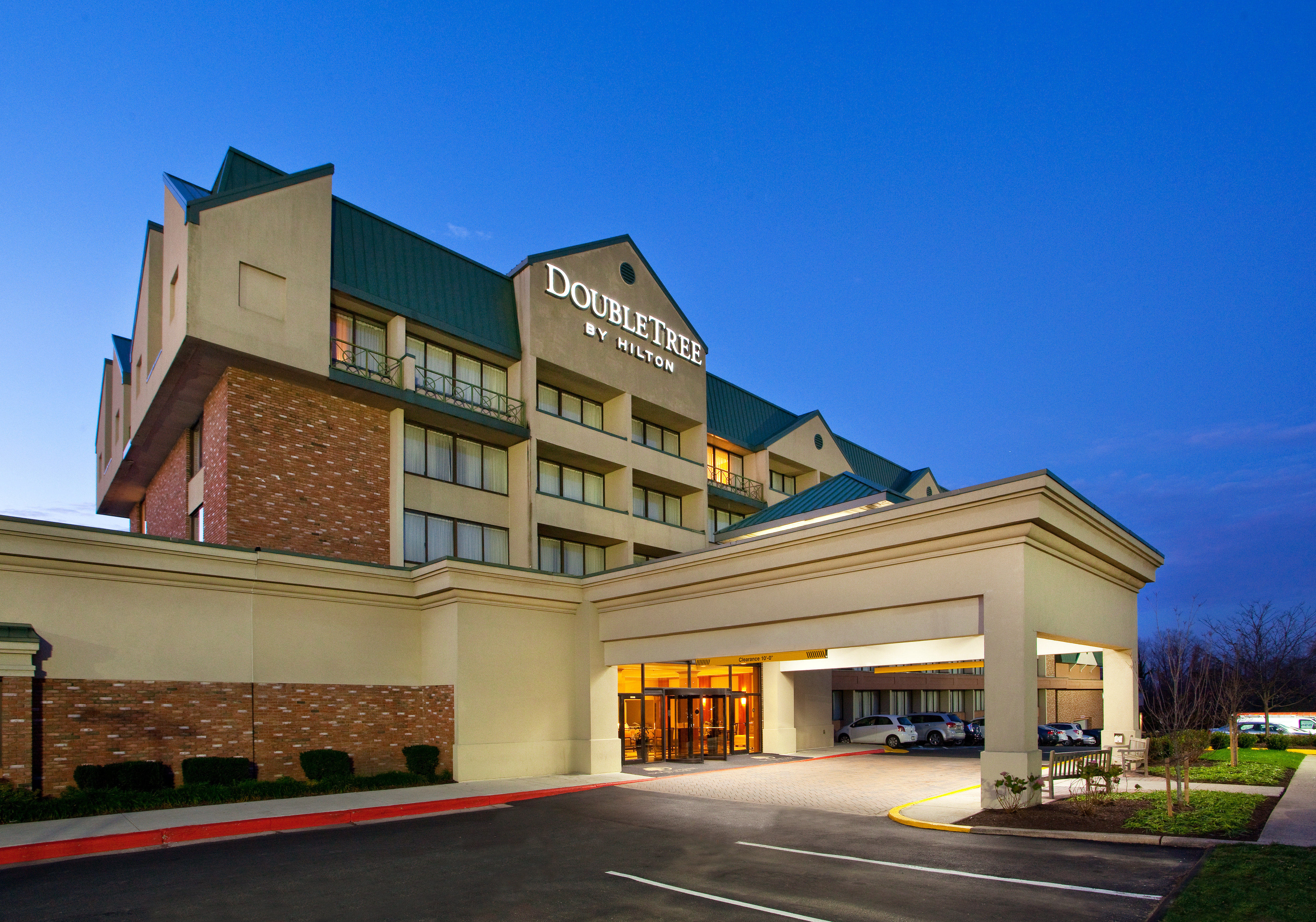 DoubleTree by Hilton Hotel-Baltimore North/Pikesville