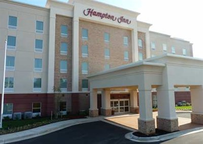 Photo Credit: Hampton Inn-Owings Mills