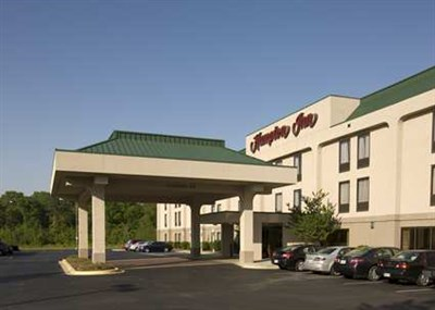 Hampton Inn-Waldorf