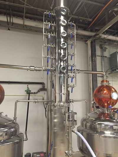 Photo Credit: Dragon Distillery