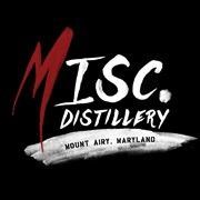 MISCellaneous Distillery logo.