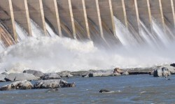 Conowingo Dam and Visitor Center