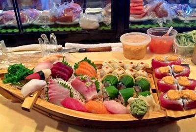 Photo Credit: Nikko Japanese Steakhouse