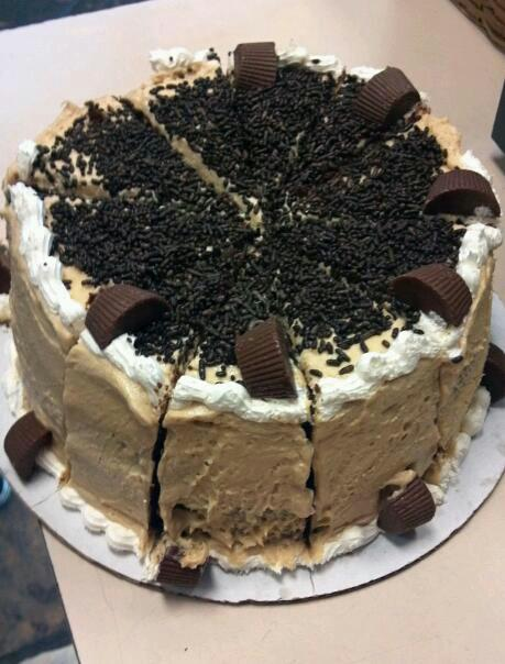 Picture of Cake from Pyzano's.