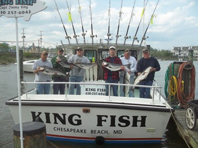 Photo Credit: King Fish Charters