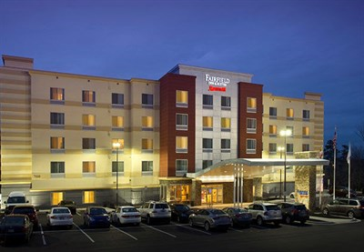 Fairfield Inn & Suites-Arundel Mills BWI Airport.