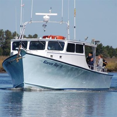 Chesapeake Bay Fishing aboard the