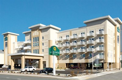 LaQuinta Inn & Suites-Ocean City exterior view