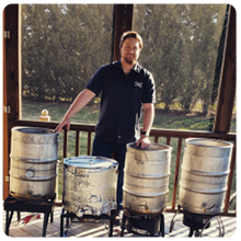 Josh Matthews of Bulk Head Brewing Co.