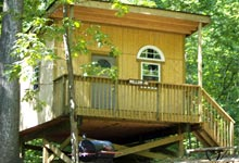 Tree House Camp at Maple Tree