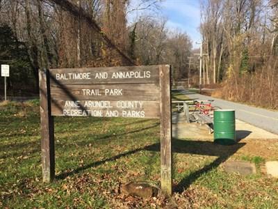 Baltimore & Annapolis Trail/BWI Trail