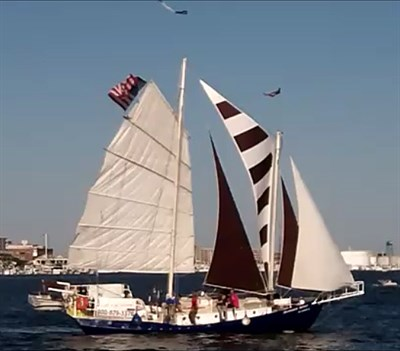 Schooner Summer Wind -