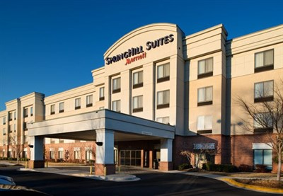 SpringHill Suites by Marriott-Annapolis exterior view