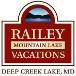 Railey Mountain Lake Vacations logo