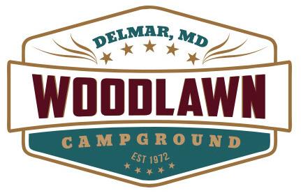 Woodlawn Campground logo
