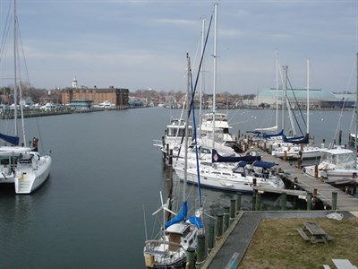 222 Severn/W&P Nautical, LLC, pier 3