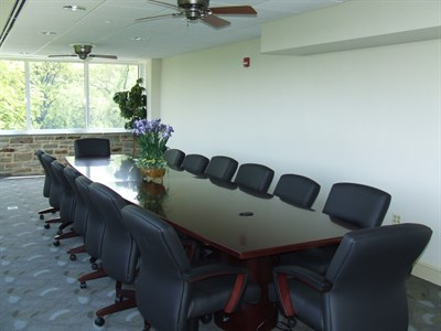 Meeting room at Retreat and Conference Center at Bon Secours