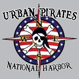 Urban Pirates-National Harbor logo
