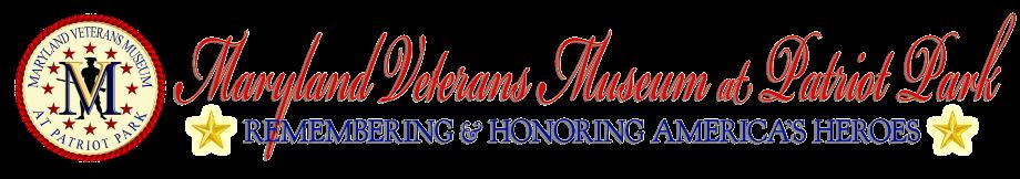 Maryland Veterans Memorial Museum logo