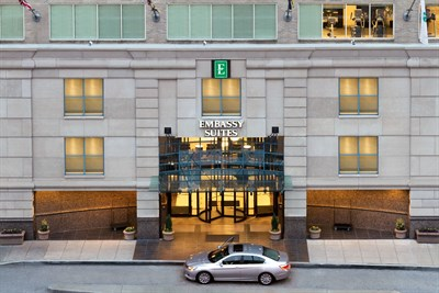 Photo Credit: Embassy Suites-Baltimore Inner Harbor