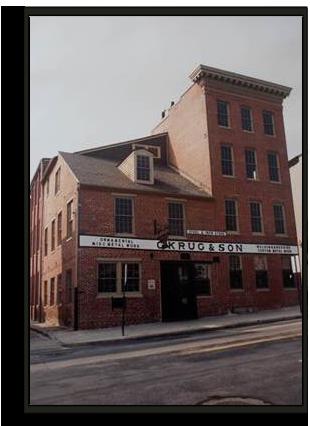 G. Krug & Son Ironworks & Museum