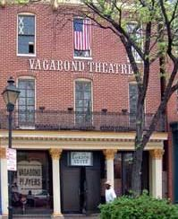 Vagabond Players building exterior