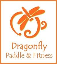 Dragonfly Paddle & Fitness logo