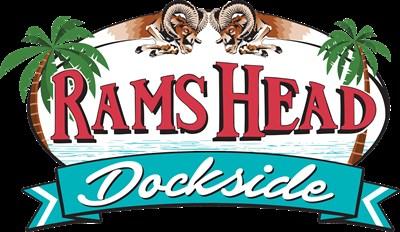 Rams Head Dockside logo