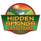 Hidden Springs Campground logo