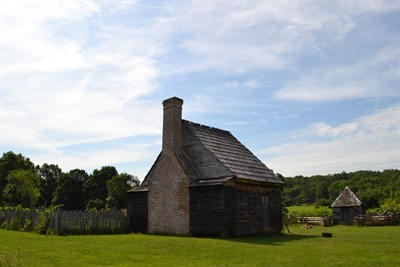 Laurel Branch Farmhouse at Colonial Farm