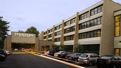 Exterior DoubleTree by Hilton Hotel-Columbia