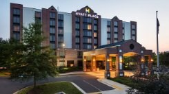 Hyatt Place-Baltimore/Owings Mills exterior view