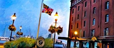 Inn at Henderson's Wharf exterior