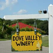 Dove Valley Winery signage