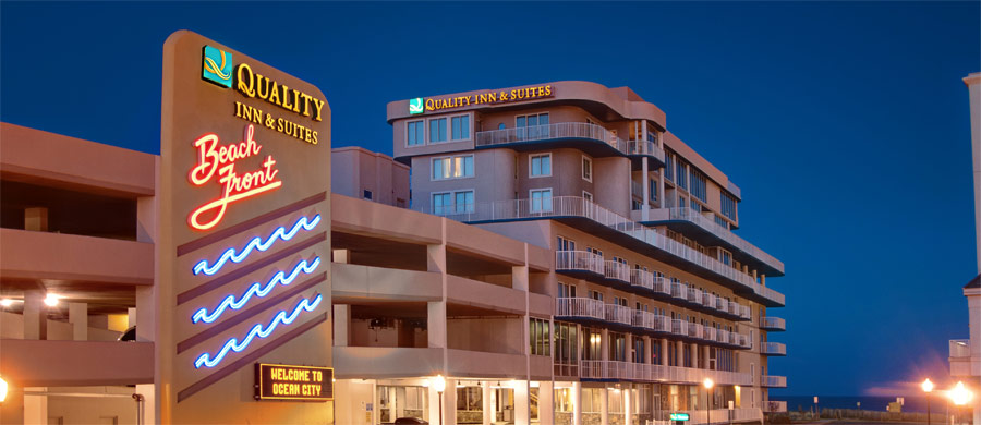 Quality Inn & Suites Beachfront-Ocean City