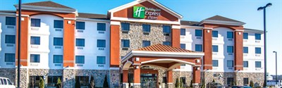 Holiday Inn Express & Suites-Elkton/University Area