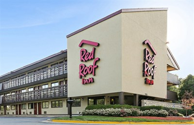 Red Roof Inn-Washington DC/Columbia/Fort Meade exterior