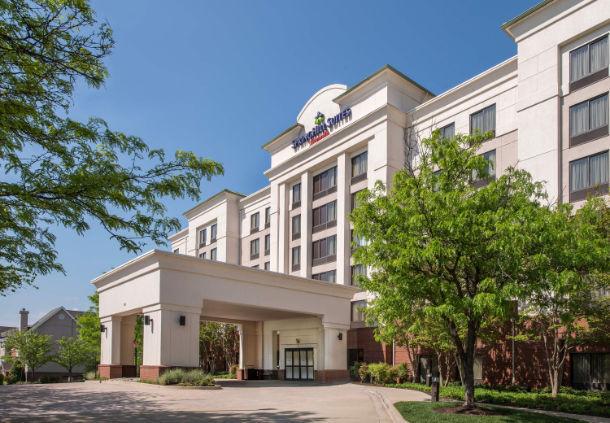 SpringHill Suites by Marriott-Gaithersburg exterior