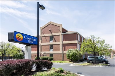 Comfort Inn-Clinton/Andrews Air Force Base exterior
