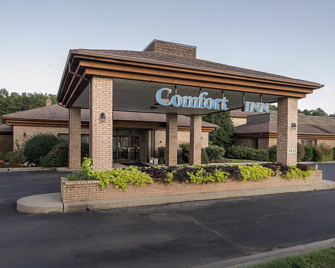 Comfort Inn-Easton exterior